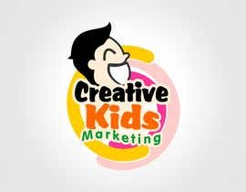 nº 7 pour Design a Logo for Creative Kids Marketing Company par Iddisurz