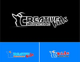 nº 93 pour Design a Logo for Creative Kids Marketing Company par granapco