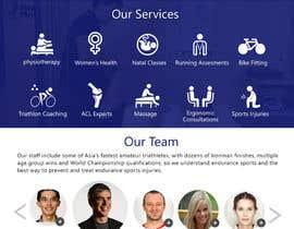 Malihaameen tarafından High quality home page design için no 13