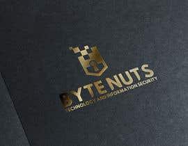 tanveerk0956 tarafından Startup logo - Byte Nuts için no 37