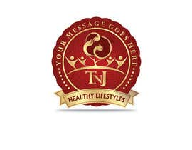 #543 para Logo for TnJ Healthy LifeStyles por whizzdesign