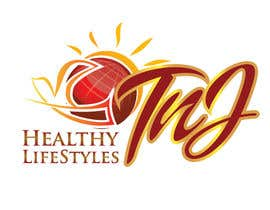 #130 para Logo for TnJ Healthy LifeStyles por felipe0321