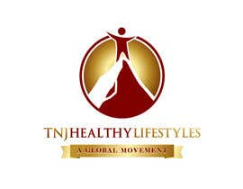 #569 para Logo for TnJ Healthy LifeStyles por nixRa