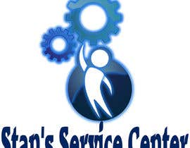 #20 para Design a Logo for Stan Service Center por arazyak