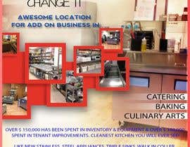 #15 para Design a Flyer for Ak Dinner Factory por dhonivenkat