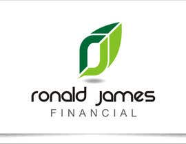 #99 for Design a Logo for Ronald James Financial by indraDhe