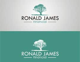 #208 for Design a Logo for Ronald James Financial af simpleblast