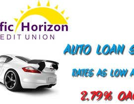 #19 untuk Graphic Design for Credit Union Auto Loan Sale oleh Luizmash