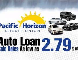 #10 para Graphic Design for Credit Union Auto Loan Sale por techwise