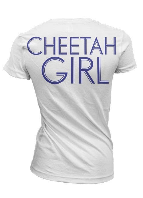 Proposition n°45 du concours Simple T-Shirt Design: Cheetah Girl