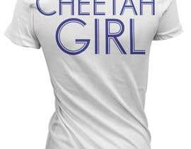 #45 untuk Simple T-Shirt Design: Cheetah Girl oleh noyan2012
