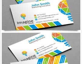#164 for Design logo and business card for a technology management company! af indraDhe
