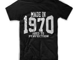 #43 para Simple T-shirt design needed ( por mgpcreationz