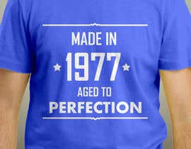 #30 para Simple T-shirt design needed ( por preethamdesigns
