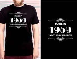 #51 para Simple T-shirt design needed ( por lanangali