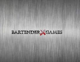 #39 for Design a logo for bartenderXgames af rostovniki