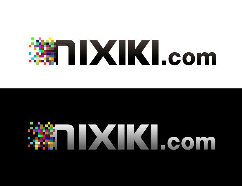 Penyertaan Peraduan #                                        180                                      untuk                                         Design a Logo for www.nixiki.com