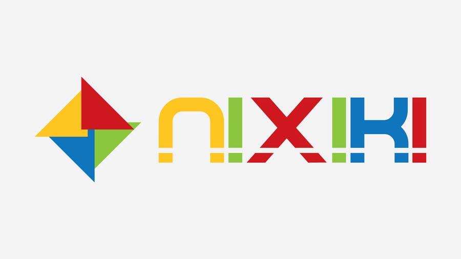 Penyertaan Peraduan #                                        162                                      untuk                                         Design a Logo for www.nixiki.com