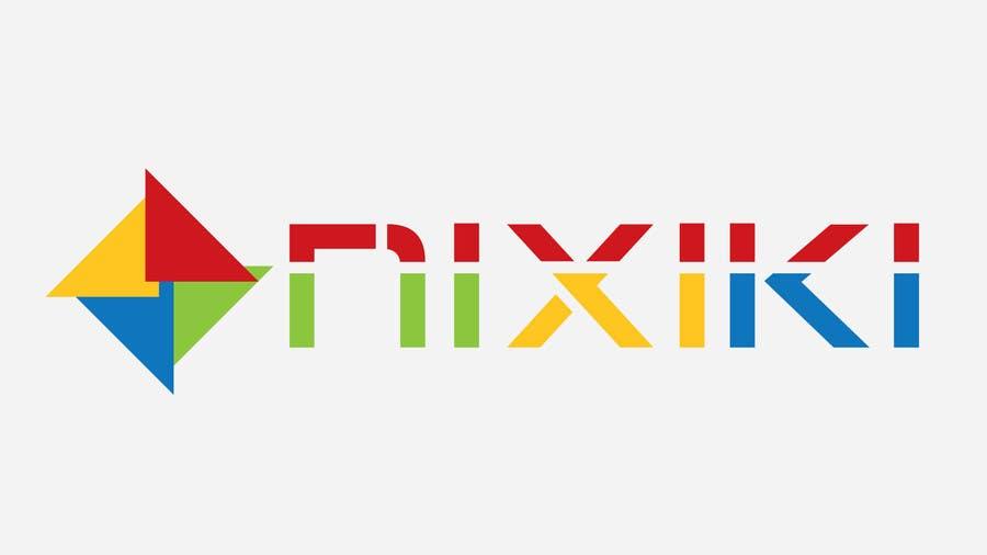 Penyertaan Peraduan #                                        163                                      untuk                                         Design a Logo for www.nixiki.com