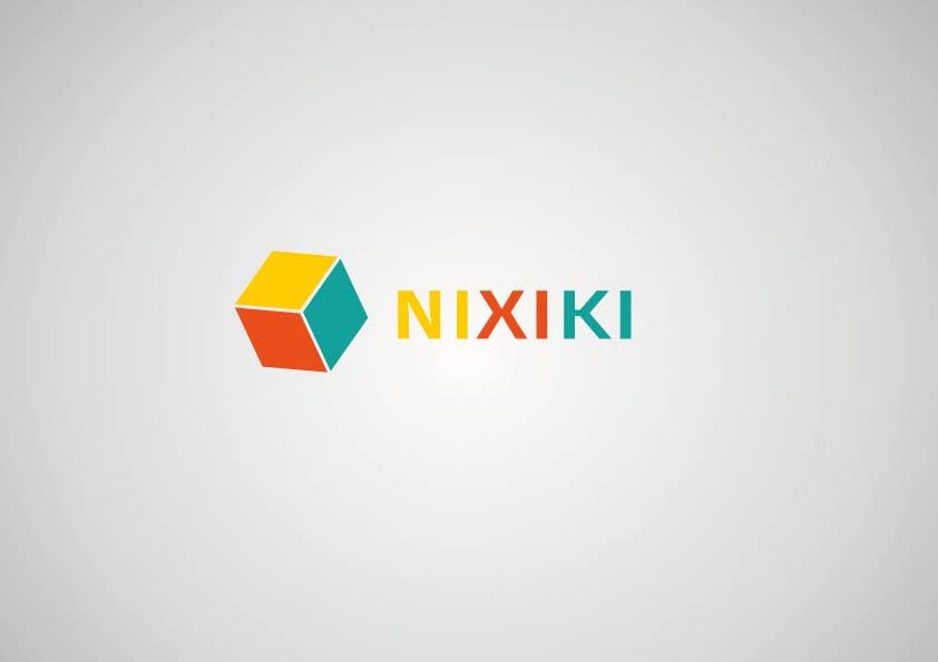 Penyertaan Peraduan #                                        144                                      untuk                                         Design a Logo for www.nixiki.com