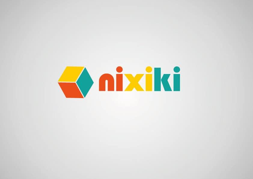 Penyertaan Peraduan #                                        174                                      untuk                                         Design a Logo for www.nixiki.com