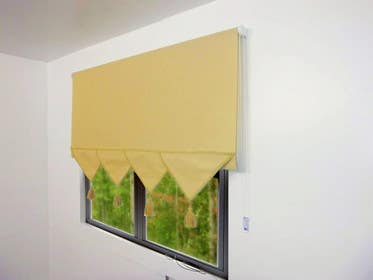 #12 for Draw A Window Frame Around My Blind af akritidas21