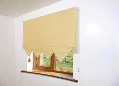 #18 for Draw A Window Frame Around My Blind af akritidas21