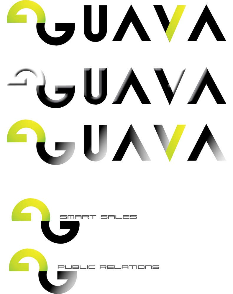 Contest Entry #111 for Logo Design for Guava - Smart Sales