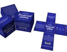 harjeet966 tarafından New Box For Organic Deodorant Company için no 2