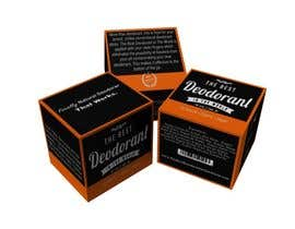 harjeet966 tarafından New Box For Organic Deodorant Company için no 9