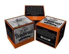 harjeet966 tarafından New Box For Organic Deodorant Company için no 13