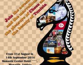 #27 for Design a Poster for Chess Festival af emahalacheva