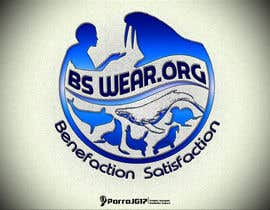 parrajg17 tarafından Design a Logo for BS Wear.org için no 25