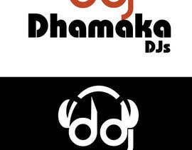 #51 for Design a Logo for Dhamaka DJs af robiul007