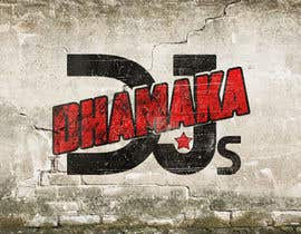 #20 for Design a Logo for Dhamaka DJs af vishnuremesh