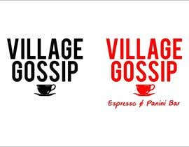 #402 for Design a Logo for Village Gossip af GOTGETdp