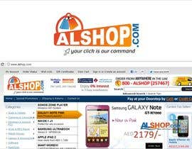 #470 for Logo Design for ALSHOP.COM af oxygenwebtech