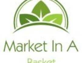 #2 for Logo Design for Market In A Basket af knratp