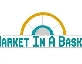 #4 for Logo Design for Market In A Basket af Forlan23