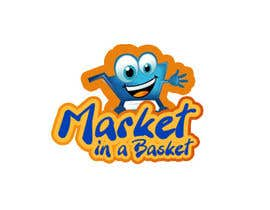 #9 for Logo Design for Market In A Basket af redvfx