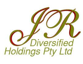 nº 32 pour Design a Logo for JR Diversified Holdings Pty Ltd par misejka