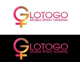 #37 para Logo Design for Glo to Go Mobile Spray Tanning por pivarss