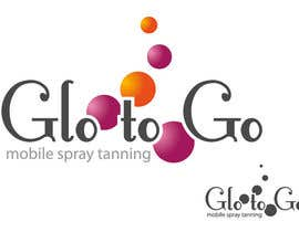 #54 para Logo Design for Glo to Go Mobile Spray Tanning por malajka