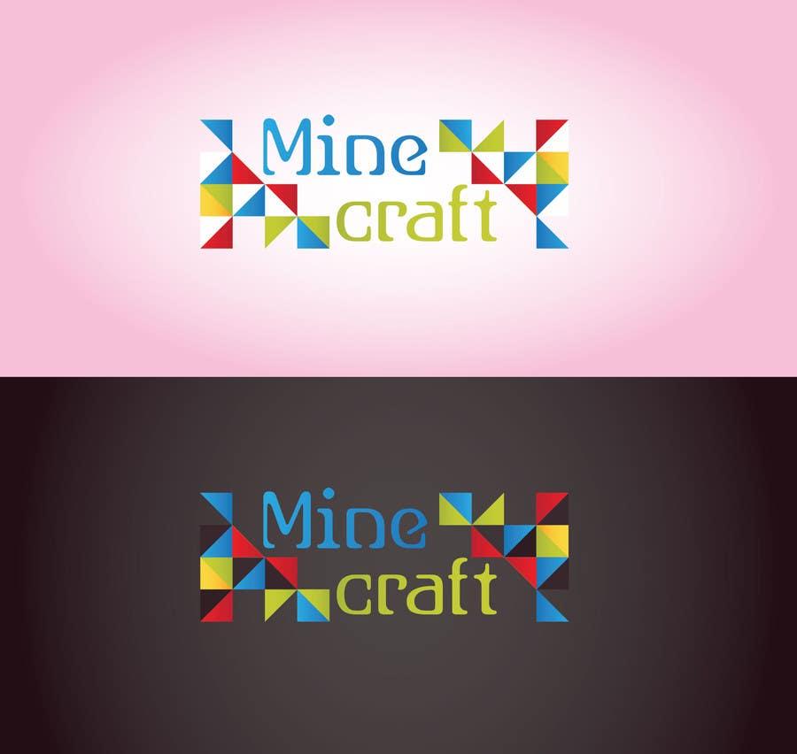Penyertaan Peraduan #                                        1                                      untuk                                         Design a Minecraft website Logo