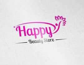 amstudio7 tarafından Happy Beauty Store Logo Design Contest için no 54