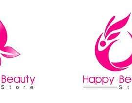 rosarioleko06 tarafından Happy Beauty Store Logo Design Contest için no 67