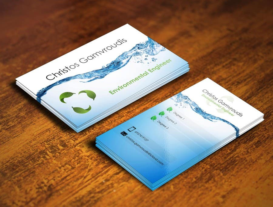 Entry #13 by pointlesspixels for Design some Business Cards for ...