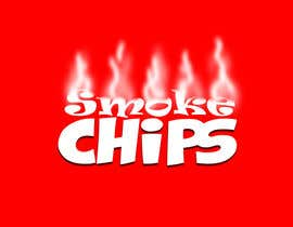 #4 for Design type style for the words Smoke Chips by kingryanrobles22