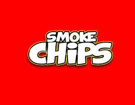 #30 cho Design type style for the words Smoke Chips bởi kingryanrobles22