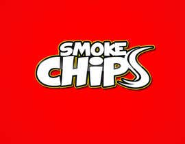 #31 cho Design type style for the words Smoke Chips bởi kingryanrobles22